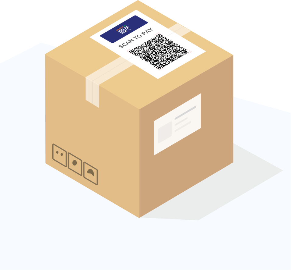 illus-Dynamic QR on Delivery Receipts