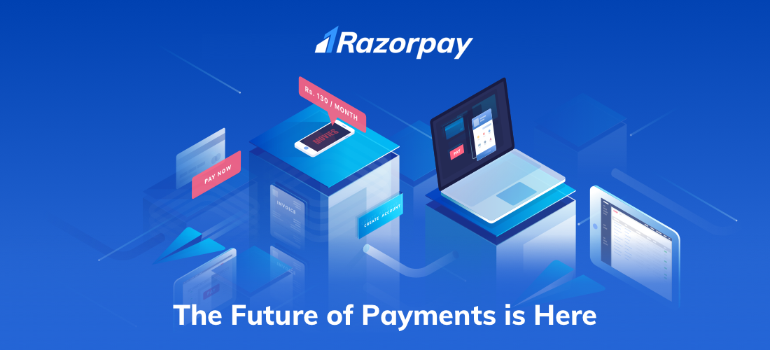 Razorpay - Best Payment Gateway for Online Payments - India