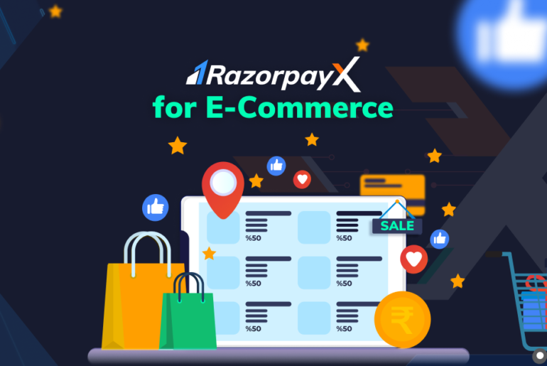 RazorpayX for e-commerce businesses
