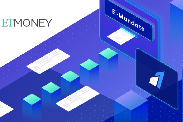 emandate ET Money